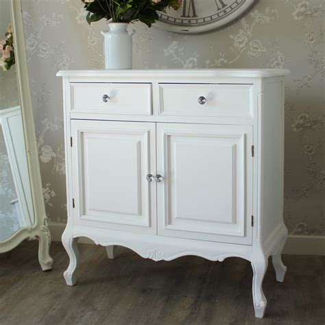 Large White Sideboard Cabinet Melody Elise Range 2 Drawer Sideboard With Cupboards Melody
