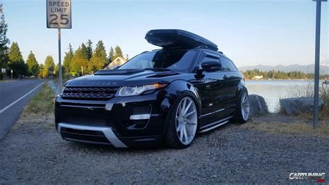 land rover evoque custom tuning range rover evoque 187 cartuning best car tuning