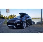 Tuning Range Rover Evoque &187 CarTuning  Best Car