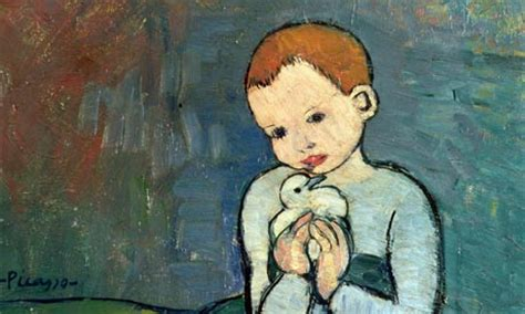 picasso paintings and child picasso painting child with a dove barred from export