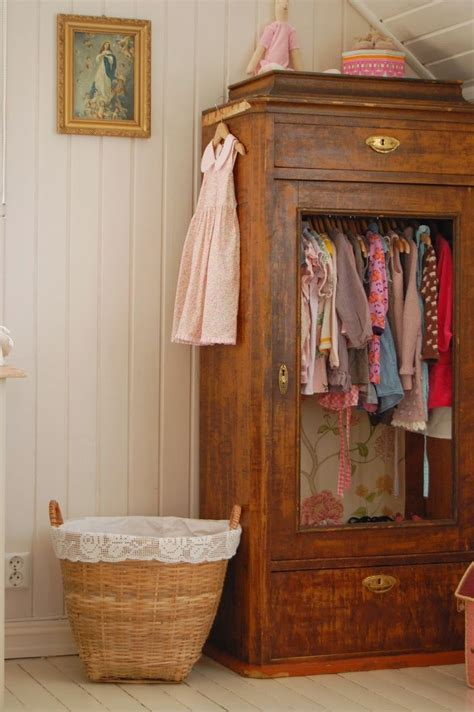 Vintage Closet by 17 Best Ideas About Antique Wardrobe On Vintage Closet Linen Cabinet And Armoires
