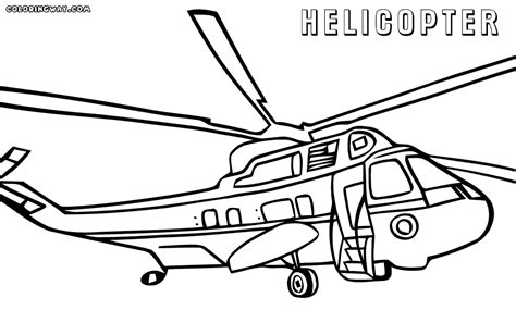 Helicopter Coloring Pages Coloring Pages To Download And Helicopter Coloring Page