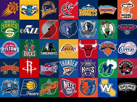 Mba Team Logos by Logos Equipos De La Nba Nba Nba And Athlete