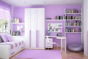 Girls Flower Bedding - fabulous purple bedrooms interior designs ideas fnw