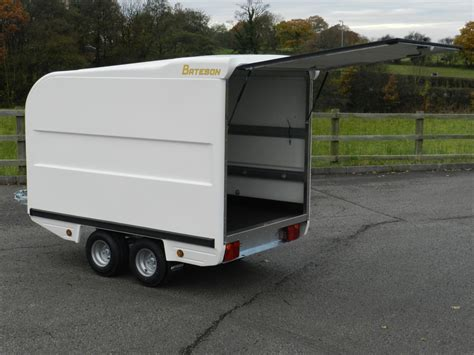 be my trailer unbraked trailers product categories bateson trailers