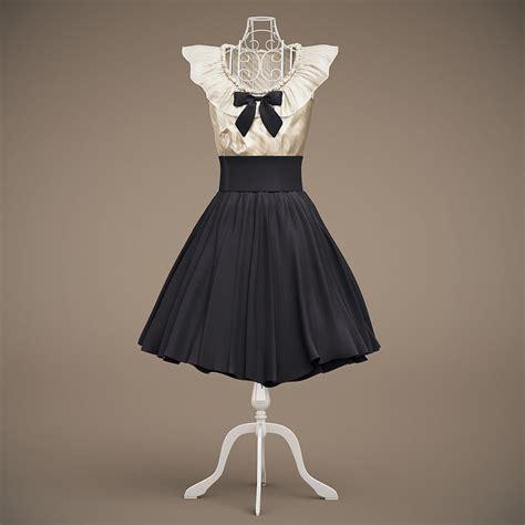Hq 13108 Bow Geometric Dress dress hanger max