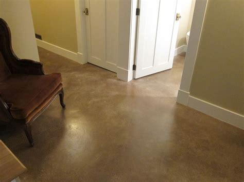 acid stained concrete floors cost house ideas