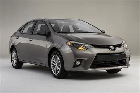 Toyota Corolla 0 To 60 Toyota Corolla Base 2015