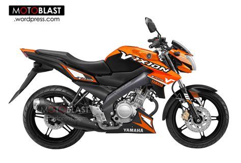 Lu Projie Buat New Vixion modif decal striping fullbody untuk new vixion udah ready