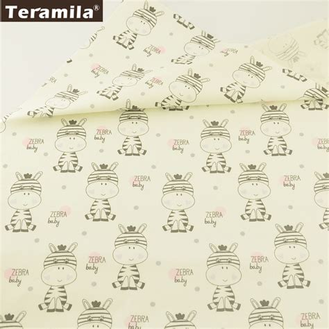 lovely styles to sow with material teramila fabric 100 cotton beige twill material bed sheet