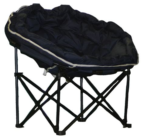 large moon chair furniture quest elite deluxe large navy moon chair for cing