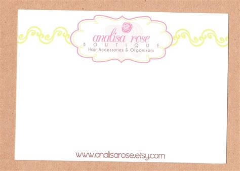 headband card template 17 best images about headband display on bobby pins bow ties and craft show booths