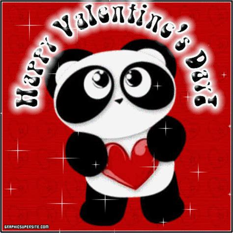 panda valentines day graphic site comments