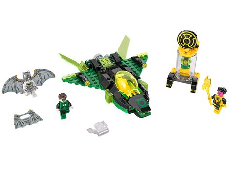 Lego Batman Green Lantern Sinestro 76025 green lantern vs sinestro 76025 1