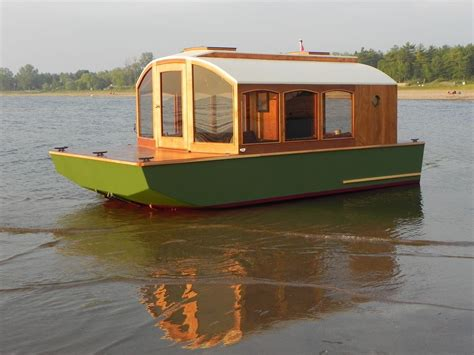 boat house making shallow draft shanty boat wanderlust pinterest