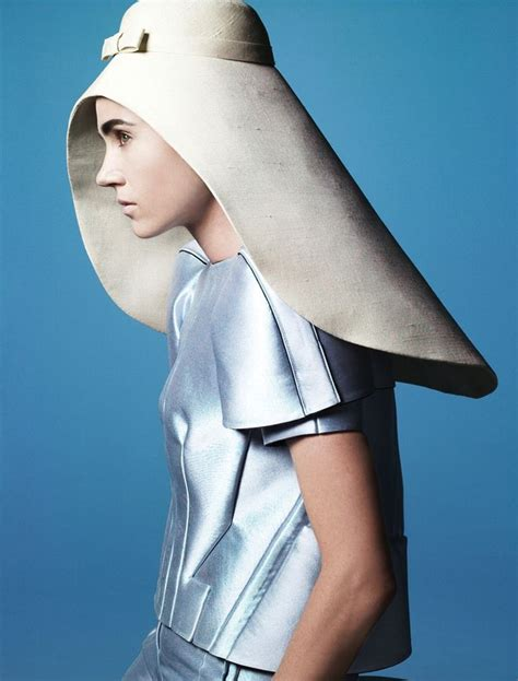 More Of Balenciagas 2008 Advertising Caign With Connelly by 909 Best Images About Hats And Headpieces Ll Kalap
