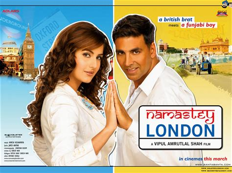 film it london namastey london movie wallpaper 7