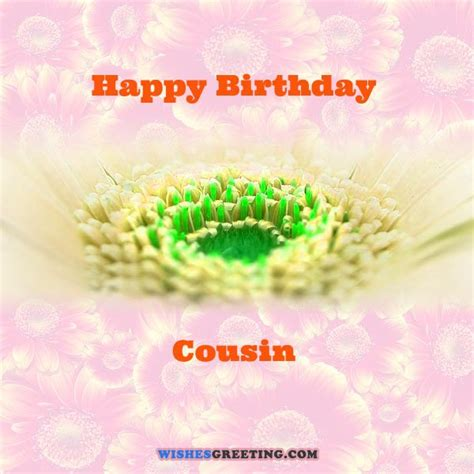 Happy Birthday Wishes Cousin 40 Best Happy Birthday Cousin Quotes Wishesgreeting