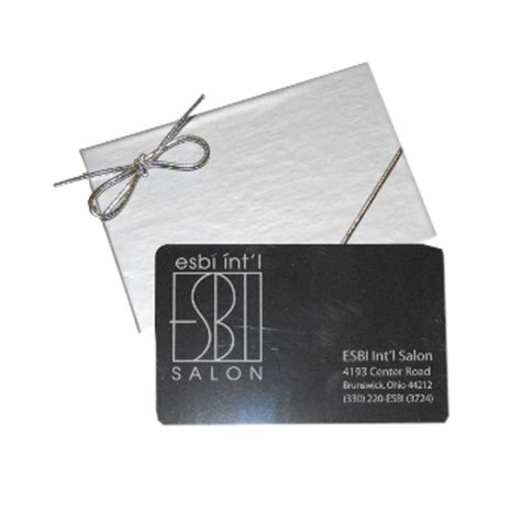 Beauty Salon Gift Cards - gift cards beauty salon in brunswick ohio