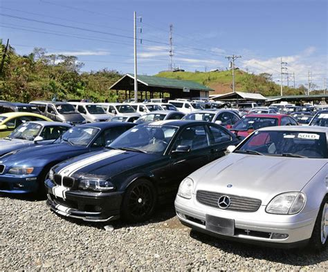 sc stops car smuggling at port irene inquirer news
