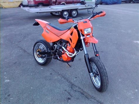 Ktm 620 Adventure Ktm 620 Supermoto Image 2