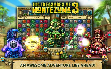 treasures of montezuma 3 free android apps on play