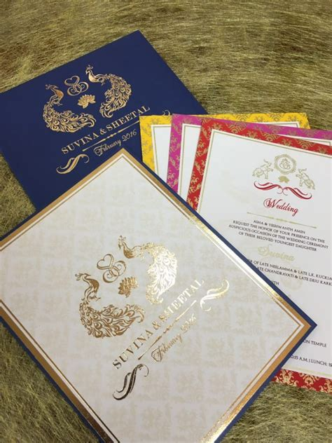 indian wedding invitations on the list choosing your indian wedding invitations