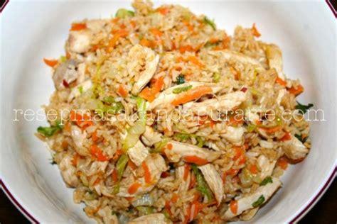 cara membuat kaldu ayam sederhana resep cara membuat nasi goreng ayam sederhana resep