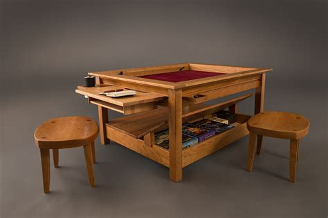 puzzle table with drawers rift gaming coffee table its like your coffee table but