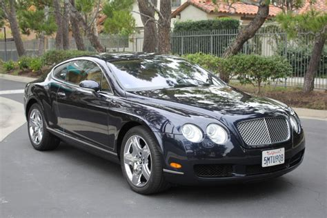 service manual 2005 bentley continental gt 2005 bentley continental gt specs 2005 bentley continental gt for sale on bat auctions sold for 34 000 on december 28 2016