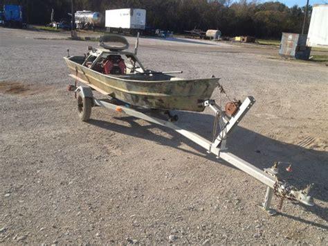 homemade boat trailer 1997 homemade duck boat for sale in lafayette louisiana