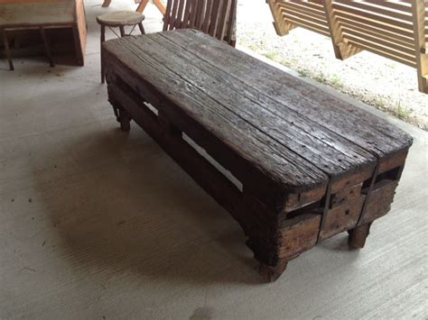 railroad cart coffee table forrester road mercantile
