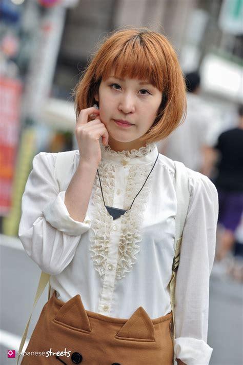 Blouse Ayu fashion japan ayu ninomiya harajuku tokyo atelier kyu next link iami