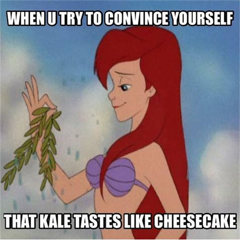 Funny Picture Memes - kale jokes popsugar fitness