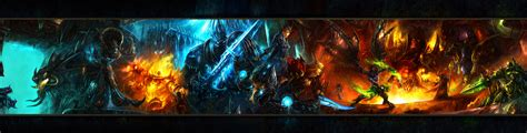 dual monitor wallpaper video game video game dual monitor wallpaper wallpapersafari