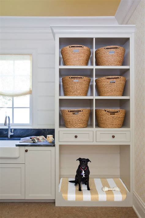 cool laundry hers 20 cool laundry room for pet home design and interior