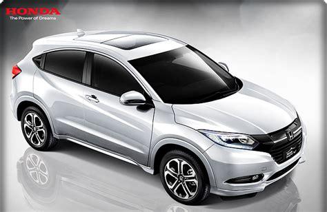 mobil honda terbaru 2015 spesifikasi dan harga terbaru mobil honda hrv 2015 di
