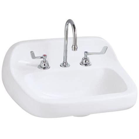 mansfield bathroom sinks mansfield grande isle ada wall mount bathroom sink 8