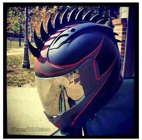 Amazon Com Dirtbike Motorcross Mohawks Helmets Warhawk