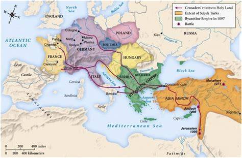 crusade map 4 july 1099 crusade ends with of 900 jews in