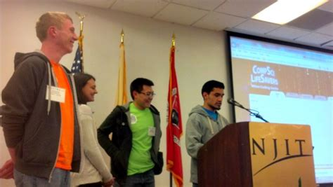web design competition high school students vhs team wins njit web design competition myveronanj
