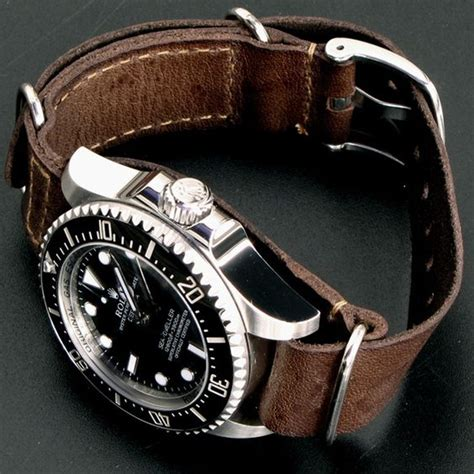 Rolex Leather 3 rolex leather bands for sale ebay rolex