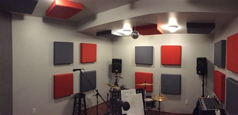practice room studio an acoustic overhaul of a band practice space in napa acoustic frontiers
