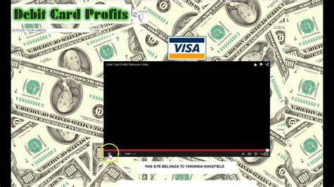Make Money Online No Credit Card Needed - how to make money online with debit card profits no credit card or credit checks free