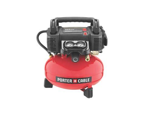porter cable  wk compressor review tool box buzz