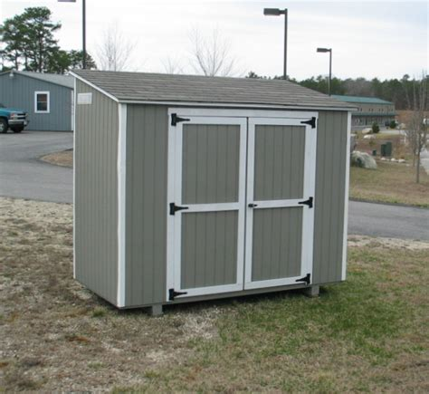 4x8 Sheds by The Shed Place