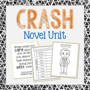 Crash By Jerry Spinelli Worksheets by 8 Best Crash Images On Jerry O Connell
