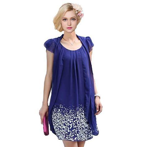2016 fashion new summer print dress vestido