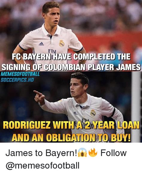 Colombian Memes - fl fc bayernhave completed the signing of colombian player
