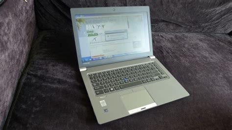 Toshiba Laptops Help Desk Goondu Review Toshiba Tecra Z40 Techgoondu Techgoondu